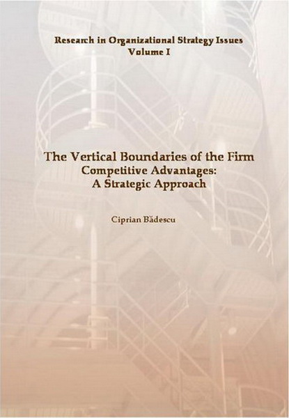vertical boundaries of the firm What are the differences between horizontal and vertical boundaries of the firm integration determines the ownership and control of assets, and it is through ownership and control that firms are able to exploit contractual incompleteness it determines who gets control resources, make decisions, and allocate profits when.